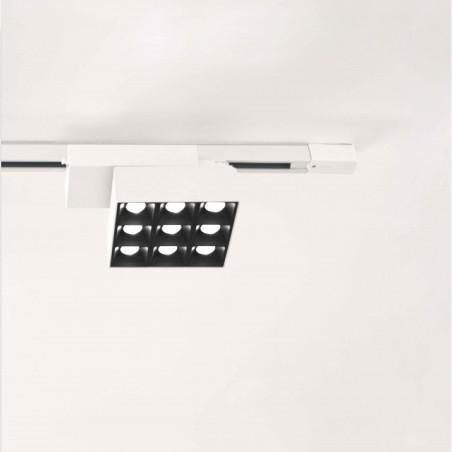 Beneito Faure Sono 40W Proiettore LED Tunable White per Binario Trifase con Intelligenza Tuya Smart Bluetooth