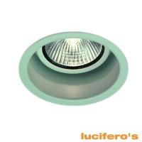 Lucifero's CI50F Recessed Spot Round LED 1x50W GU10 Grey