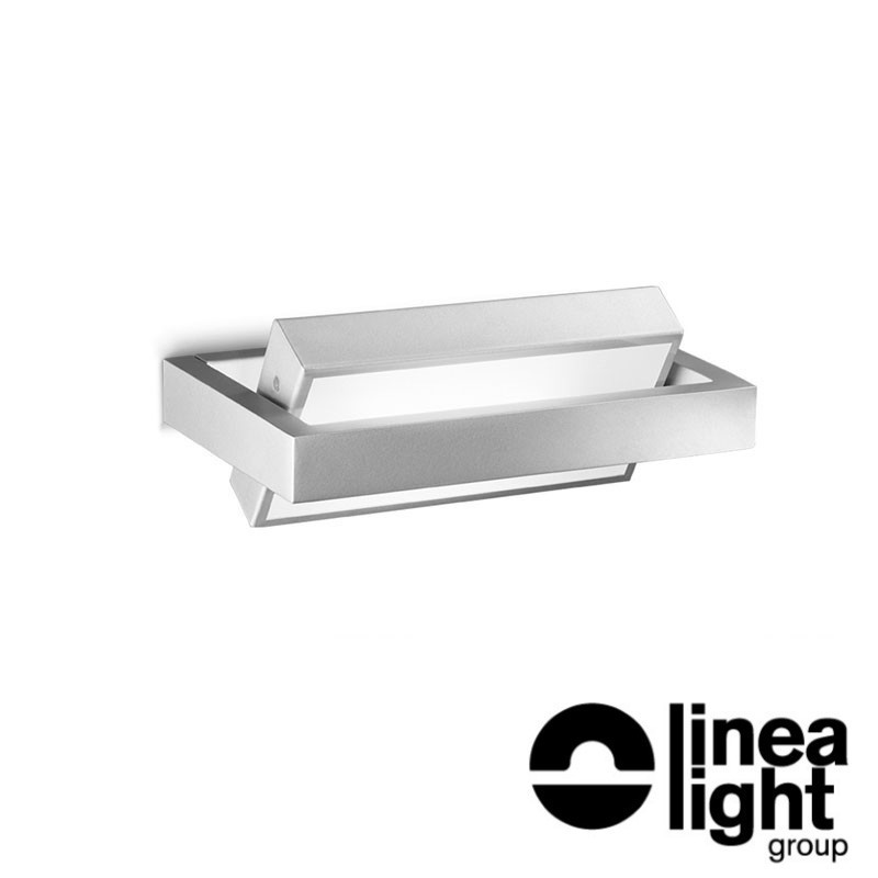 Linea Light 5102 Girevole Applique Wall Lamp 2x24W G5 Fluorescent