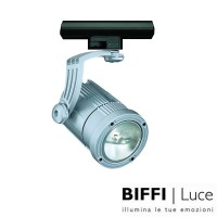 Biffi Luce 8621 Track Projector 200W R7S Halogen Grey