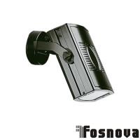 Fosnova Trial-One 2234693385 Rx7S Proiettore da Binario Nero