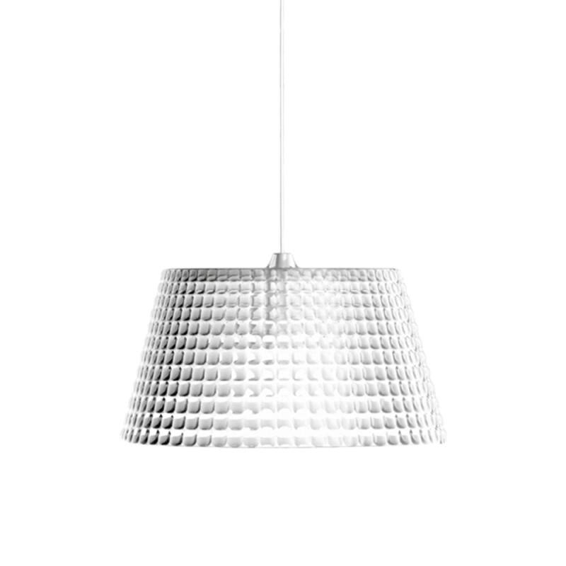 iGuzzini Sirolo Pendant L Lampada LED da Sospensione in Acrilico by Pio & Tito Toso