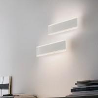 Ai Lati Riga Lampada a LED da Parete e Soffitto Applique Orizzontale per Interno