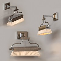 Zonca 30737 Hoffmann Applique Wall Lamp Classic