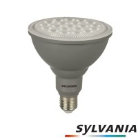 Sylvania RefLED PAR38 Dimmable E27 LED 16W 1400lm 3000K 36D Lamp IP65 Outdoor