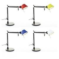 Artemide Tolomeo Micro BiColor Lampada da Tavolo Orientabile Limited Edition