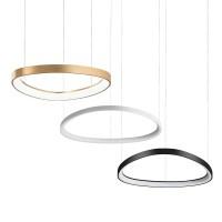 Ideal Lux Gemini SP D81 Lampadario LED da Sospensione per Interno Stile Moderno