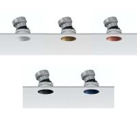 Flos Kap Ø50 Orientabile Tondo Ottica a Fascio Medio Faretto da Incasso LED
