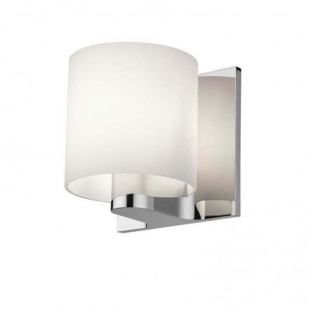 Flos Tilee Applique Lampada a Parete Cromo/Bianco