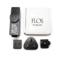 Flos black plug kit and LED driver replacement part