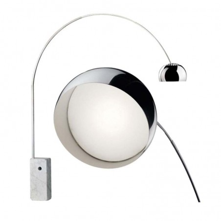 Flos Arco LED Floor Lamp by Achille Castiglioni made in Italy