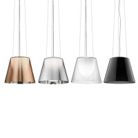 Flos Ktribe S2 Lampada a Sospensione lampadario a luce diffusa by Philippe Starck