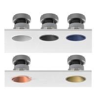 Flos Easy Kap 80 Fixed Round LED 9W 3000K 577 lm Recessed Spotlight