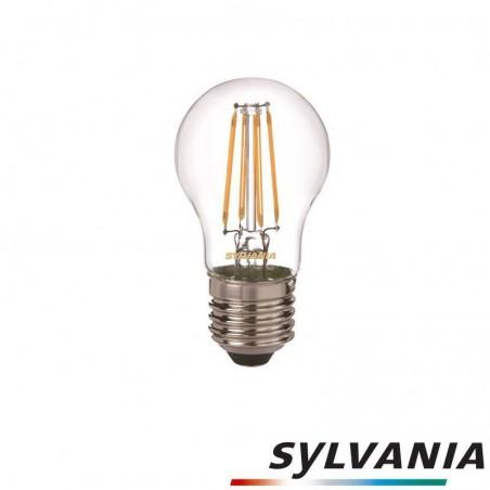 SYLVANIA ToLEDo LED Retro Vintage Ball Lamp E27 4W-37W 420 lm 2700K