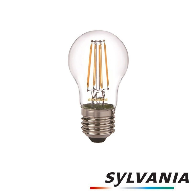 SYLVANIA ToLEDo LED Retro Vintage Ball Lampadina E27 4W-37W 420 lm 2700K