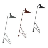 &Tradition Tripod HM8 Minimal Floor Lamp for Indoor by Hvidt & Mølgaard