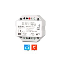 Lampo WiFi Push button Dimmer APP control TuyaSmart SmartLife Alexa Google APP