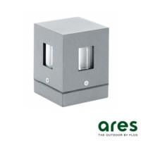 Ares Mini Ganos Wall Ceiling Lamp or Bollard 4 LENS G9 40W Outdoor IP65