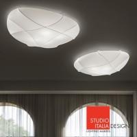 Millo Small LED Applique Lampada a Parete o Soffitto Studio Italia Design
