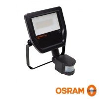Osram LEDVANCE Floodlight LED 20W 4000K 1900lm Sensore PIR Faretto Esterno IP65