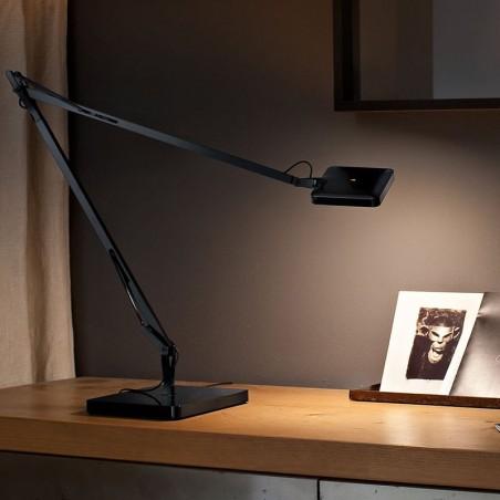Flos Kelvin LED Base Lampada da Tavolo Nero