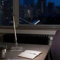 Flos Kelvin LED Base Lampada da Tavolo Chrome
