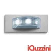 IGuzzini BA98 Glim Cube LED Luce Calda 3200K Applique da Parete Outdoor