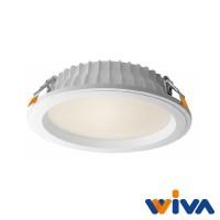 Wiva Ontario Faretto LED Incasso 30W 3000K 2700lm Alta Luminosità