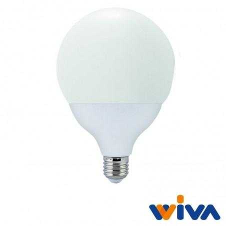 Wiva Globo LED D.120mm E27 21W-140W 2250lm 3000K Lampadina