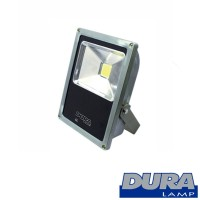 DURALAMP Proiettore da Esterno PANTH-SLIM LED 35W 120° 2500lm 4000K IP65