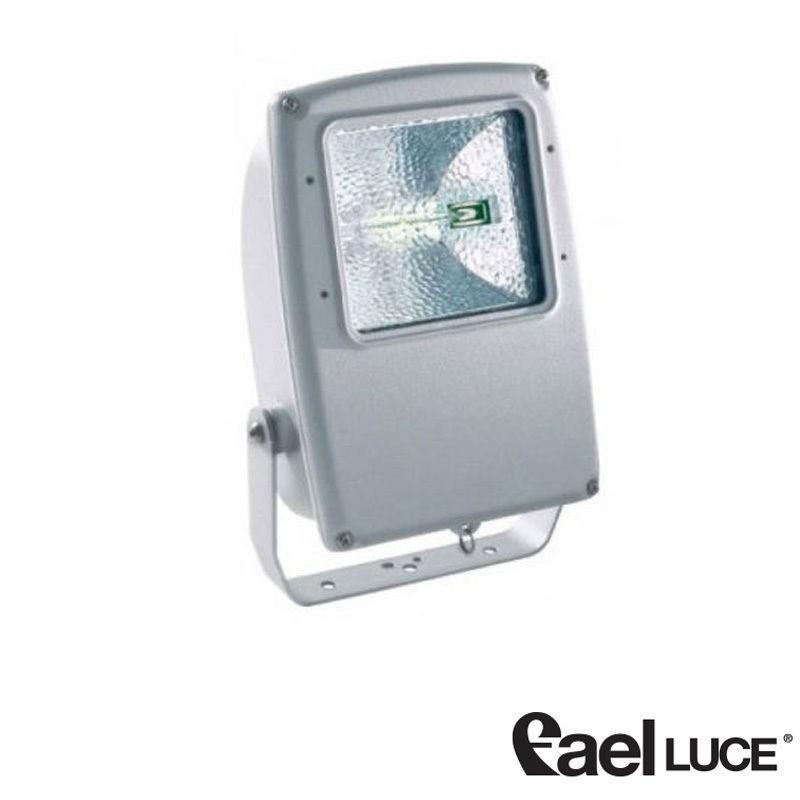 Fael Mach 3 Symmetric floodlight 150W grey RX7s metal halide