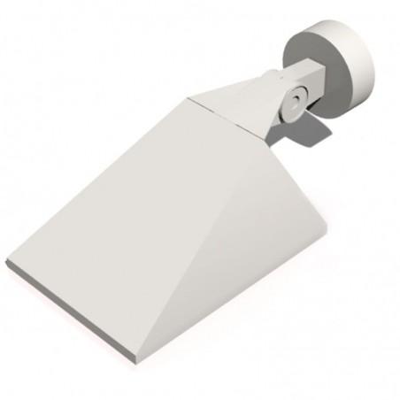 IGuzzini B787 ITeka bianco 150W R7S faro esterni orientabile