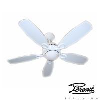 Perenz 7112B Fan 5 Shovels Ceiling Lamp R7s 100W White