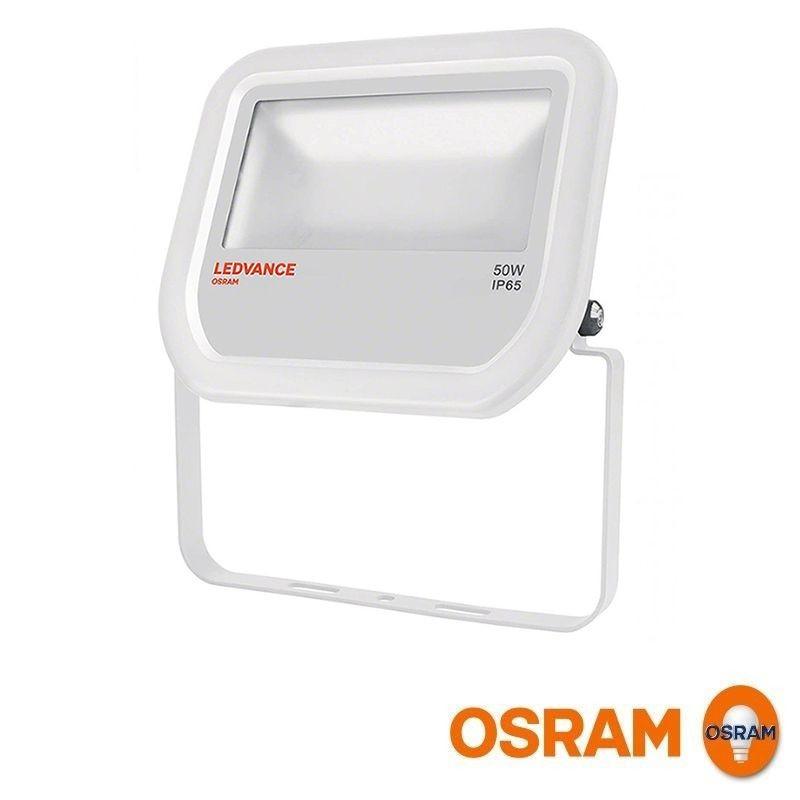 Osram LEDVANCE Floodlight LED 50W 3000K 5000lm Outdoor Spotlight IP65 white