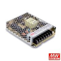 Alimentatore Meanwell LRS-100-12 102W 12V 8.5A per LED