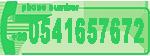 phone numer
